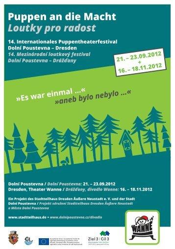 Program na celý festival - Dolní Poustevna
