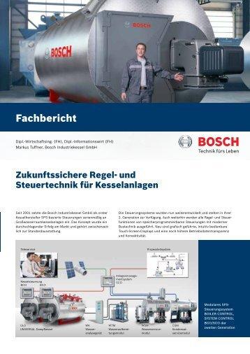 Fachbericht - Belgian Boiler Company