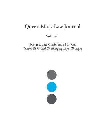 10 free Magazines from LAW.QMUL.AC.UK