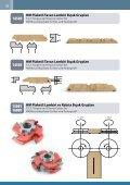 HM Plaketli Profil Freze Bıçağı - Ergilsan - Page 6