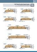 HM Plaketli Profil Freze Bıçağı - Ergilsan - Page 7