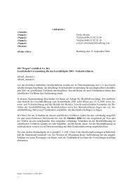 Ulrike Slotala Telefon (040) 32 8 - Hamburgische Seehandlung
