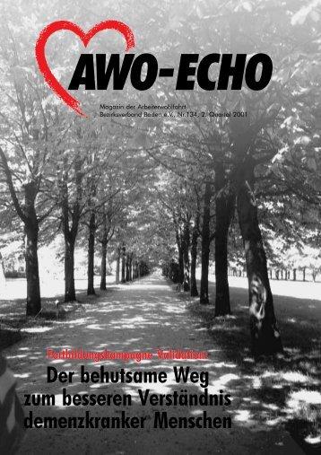 Der behutsame Weg zum besseren Verständnis ... - AWO Baden