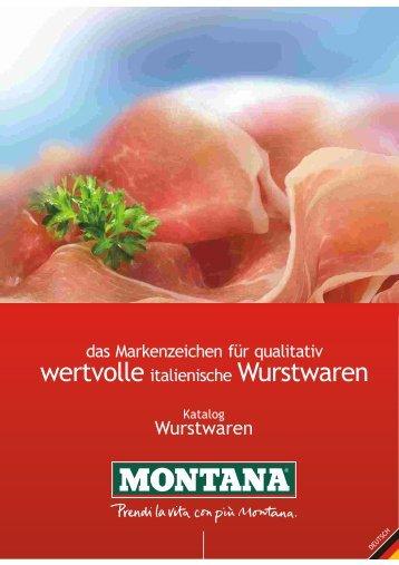 Wurstwaren - montana-gmbh.de