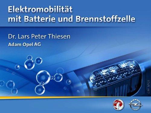 Nachteile reiner batteriebetriebener Elektrofahrzeuge - TU Berlin