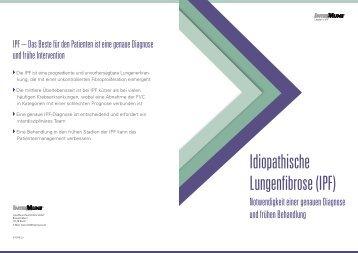 Idiopathische Lungenfibrose (IPF) - InterMune Nordics AB