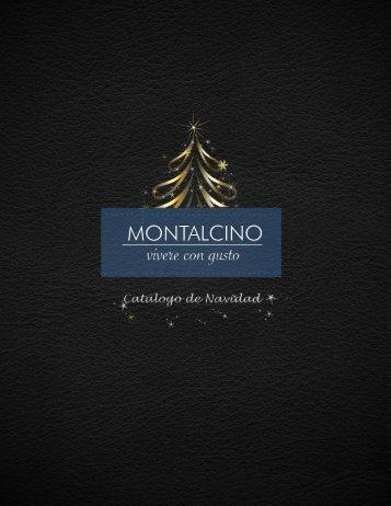 Catálogo Navidad Montalcino | Productos Gourmet