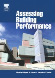 Assessing Building Performance - Global Commons Institute