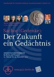 Download - Berlin - Gesellschaft für Christlich-Jüdische ...