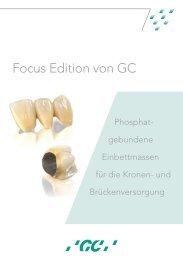 Focus Edition von GC - GC Europe