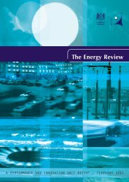 The Energy Review