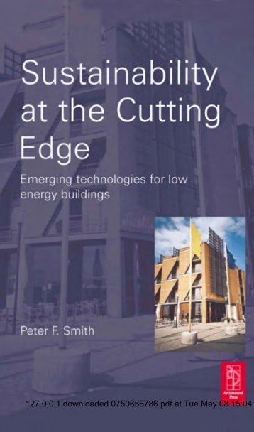 Sustainability at the Cutting Edge - Global Commons Institute
