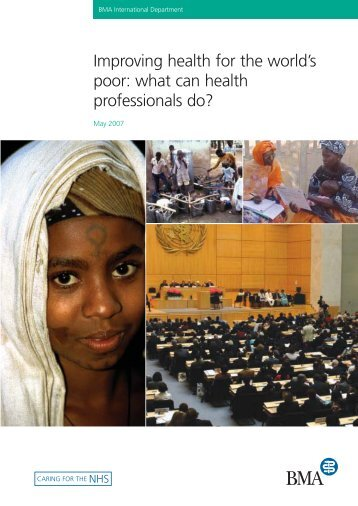what can health professionals do? - Global Commons Institute