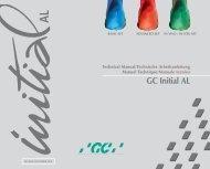 GC Initial AL - GC Europe