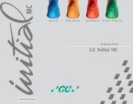 GC Initial MC - GC Europe