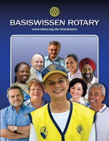 BASiSWiSSEn RoTARy - Rotary Distrikt 1800