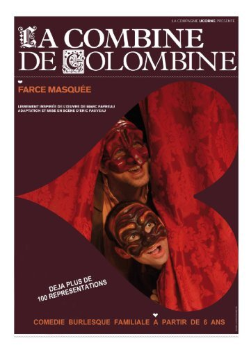 DOSSIER COLOMBINE 2012 - Compagnie Ucorne