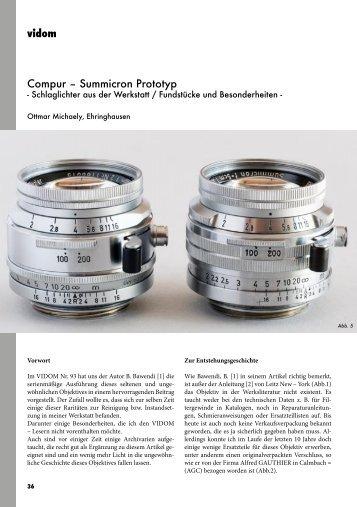 vidom - Leica Historica eV Deutschland