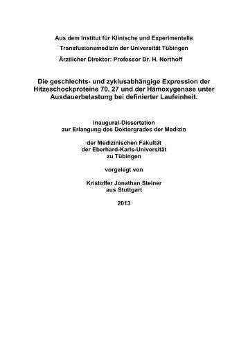 PDF 1.141kB - TOBIAS-lib - Universität Tübingen