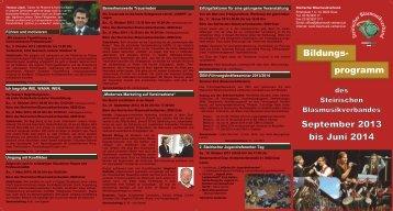 Bildungsfolder2013-14.pdf / 1 160 578 Byte - Steirischer ...