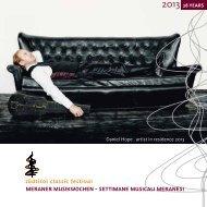 Programmbroschuere 2013.pdf - Meraner Musikwochen