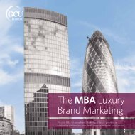 Download MBA Luxury Brand Marketing 2013 brochure - Glasgow ...