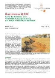 Erosions - Geologischer Dienst NRW