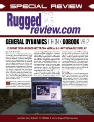 Rugged PC Review - Qdata
