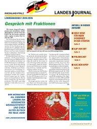 Journal Dezember 2004 - gdp-deutschepolizei.de