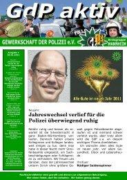 GdP aktiv 2011-01-03 - GdP Mannheim
