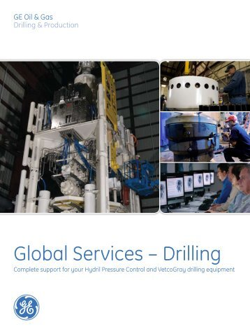 Global Services - Drilling / PDF 586kb - GE Energy