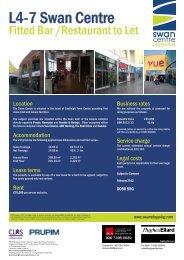 L4-7 Swan Centre - GCW