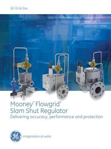 Mooney regulators installation Manual