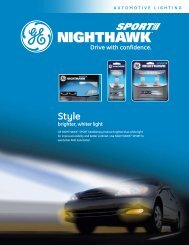 Download PDF - GE Lighting Asia Pacific