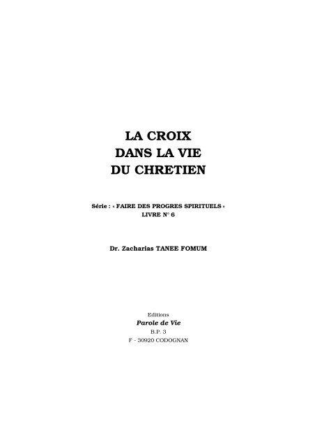 croix culturelle rencontres chrétienne