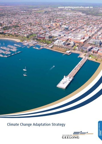 Climate Change Adaptation Strategy - City of Greater Geelong