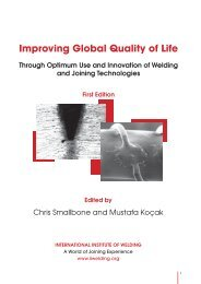 Improving Global Quality of Life