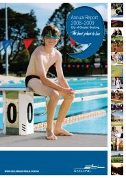 Annual Report 2008?2009 - City of Greater Geelong