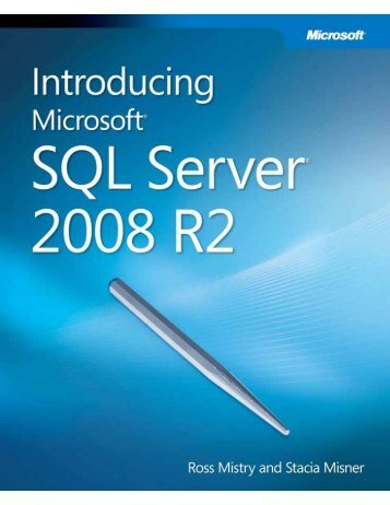 Introducing MS SQL Server 2008.pdf - GEGeek