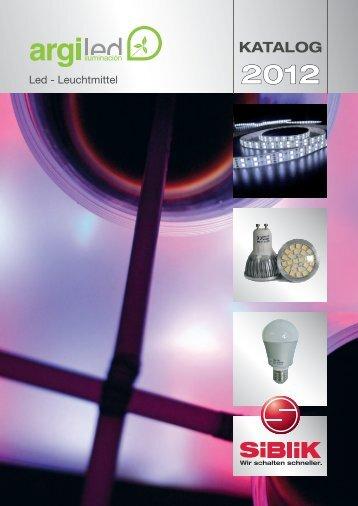 Argiled Katalog 2012 - Siblik Elektrik GmbH & Co. KG
