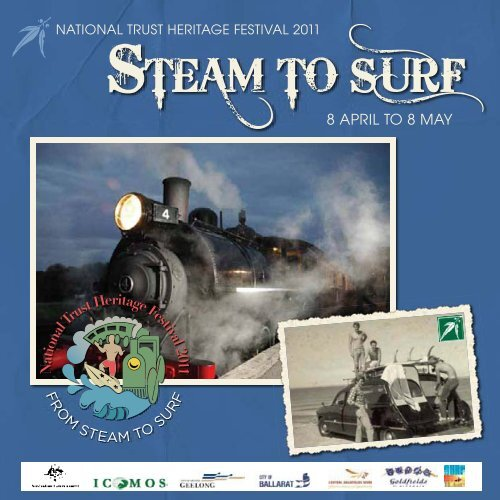 Steam to Surf - City of Greater Geelong