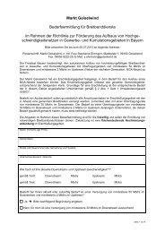 Bedarfsabfrage (pdf) - Geiselwind