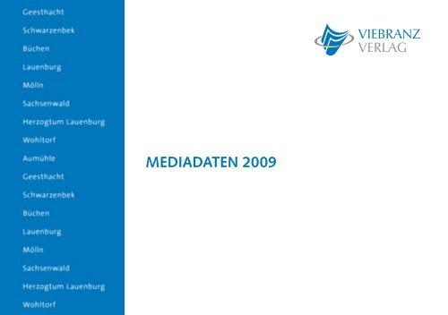 MEDIADATEN 2009 - Gelbesblatt Online