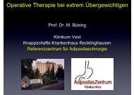 Folien download - Gelderland-Klinik