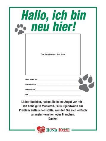 PDF herunterladen - Geliebte Katze