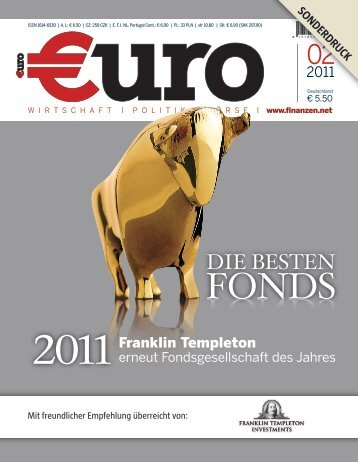 Fondsgesellschaft des Jahres 2011