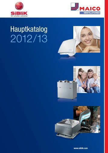 Maico 2012 - Siblik Elektrik GmbH & Co. KG