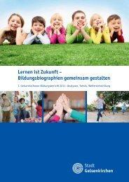Lernen ist Zukunft - Stadt Gelsenkirchen