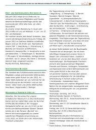 Vereinsnachrichten 231211.pub - Gemeinde Bisingen
