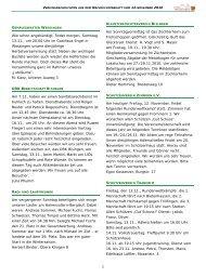 Vereinsnachrichten 121110.pub - Gemeinde Bisingen
